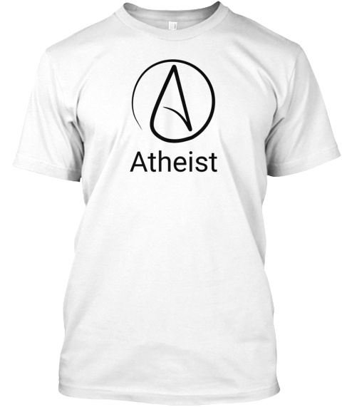 Atheist Atheism Symbol Logo Sign A Atheist Products From Nebula