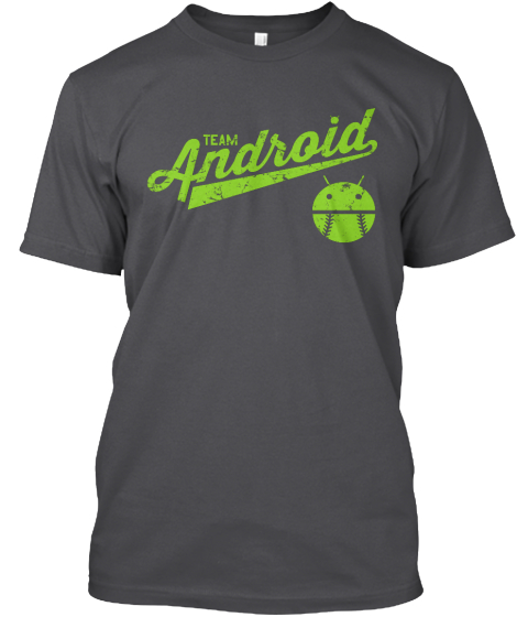 Team Android T-Shirt Front