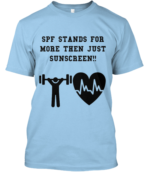 Spf Stands For More!