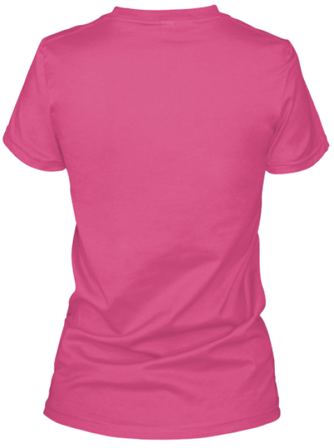 Limited Edition   Come And Take It! Wow Pink Women's T-Shirt Back
