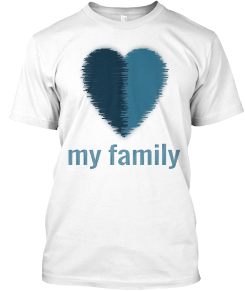 0063f866 I Love My Family Tees - my family Products from Family Lover Tees ...