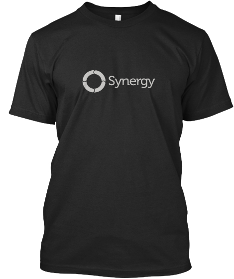Synergy T-Shirt Front