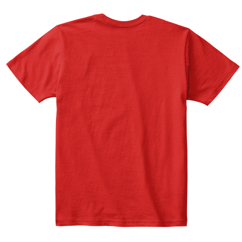 S☰Xy Kid [Int] #Sfsf Red T-Shirt Back