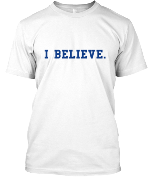I believe support team usa soccer i believe products for I support two teams t shirt