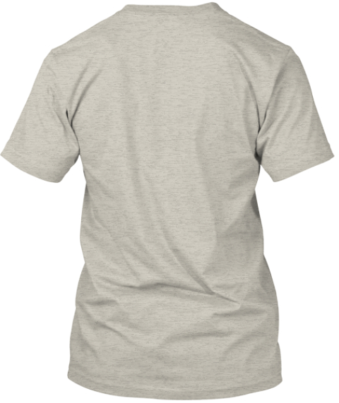 #Teller Tuesday Ash T-Shirt Back