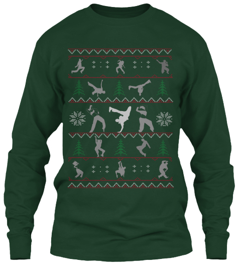 Ugly Hip Hop Christmas Sweater And Products from Cool Christmas ...