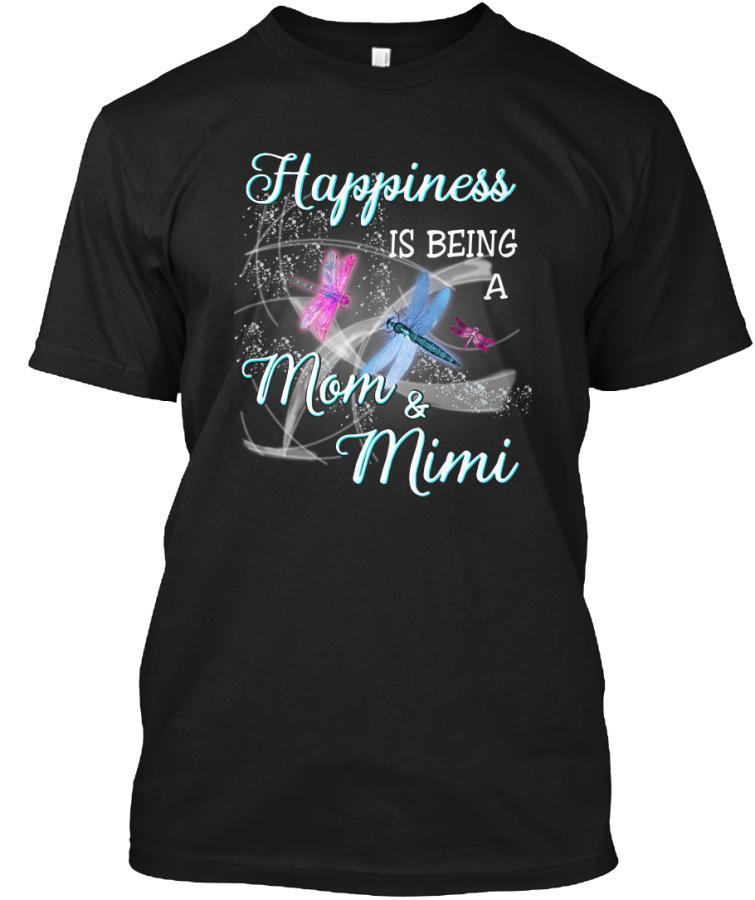 Mom And Mimi - Mom Tshirt Up To 5xl
