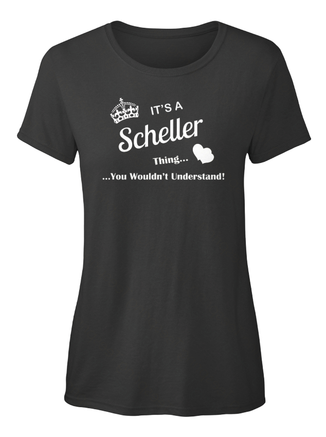 Scheller-Awesome-4u-It-039-s-A-Thing-You-Wouldn-039-t-Standard-Women-039-s-T-Shirt