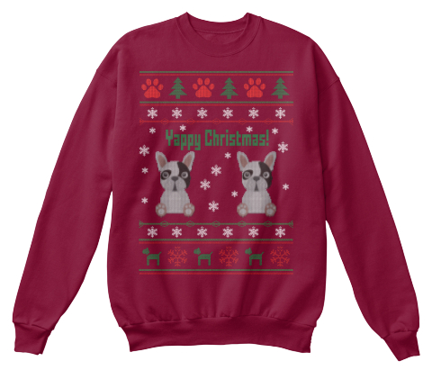 french bulldog christmas sweater french bulldog christmas sweater happy christmas 6839