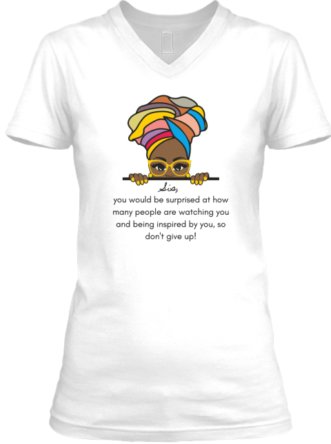 Sis, You Would Be Surprised White T-Shirt Front