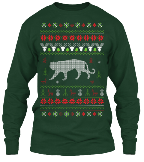 Tiger Ugly Christmas Sweater Products from Ugly Christmas Sweater ...