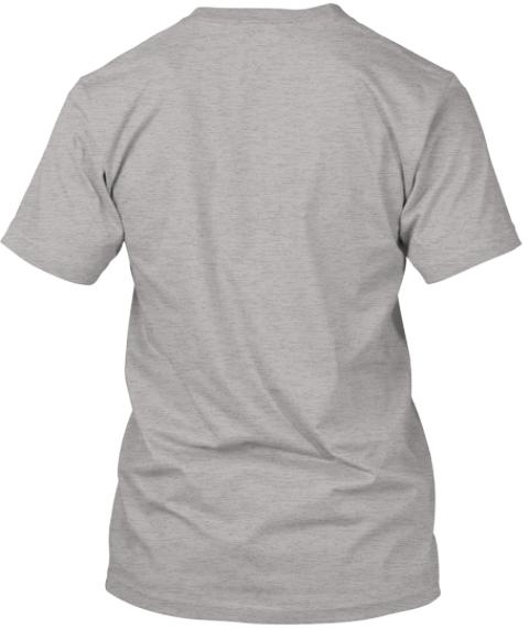 3f2094bd 2014 Muscular Dystrophy Awareness Light Steel T-Shirt Back