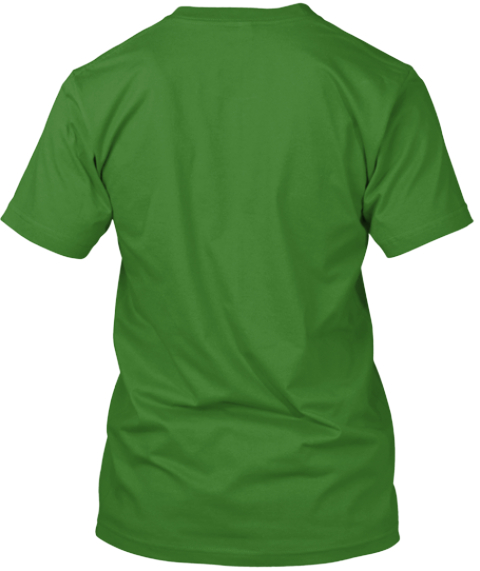 Epona's Song Leaf T-Shirt Back