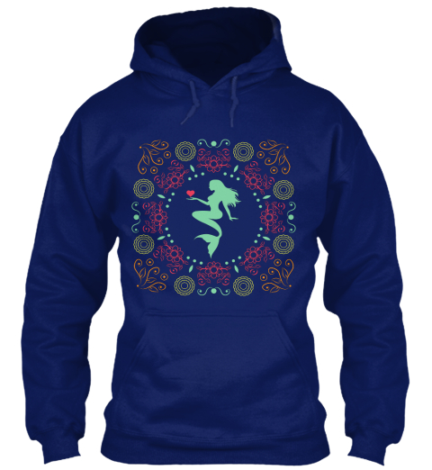 Eu Women s Best Pullover Hoodies+Winter Products from Best Mermaid T ... e5412e578f